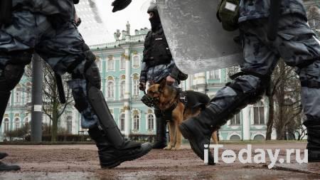 В Петербурге арестовали 31 участника несогласованной акции - 22.04.2021