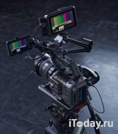 Полнокадровая профессиональная камера Sony FX6 поступила в продажу