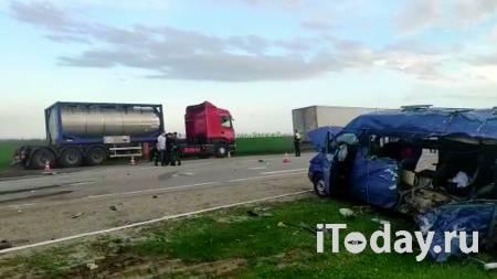 Турнир, на который ехали попавшие в ДТП на Ставрополье дети, отменили - 30.04.2021