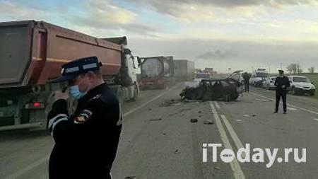 Уголовное дело возбуждено после ДТП на Ставрополье, где погибли дети