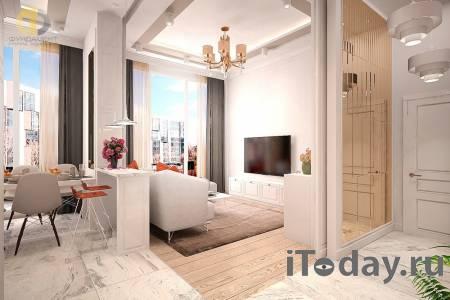 Преимущества дизайнерского ремонта в двухкомнатной квартире