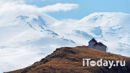 На Эльбрусе спасли сорвавшегося альпиниста - 01.05.2021