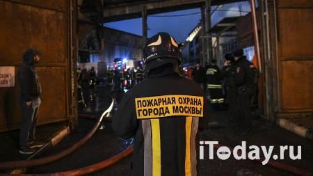 В Москве при пожаре в гостинице пострадали 18 человек - 04.05.2021