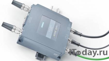 Siemens представила первую промышленную точку доступа стандарта Wi-Fi 6 для Индустрии 4.0