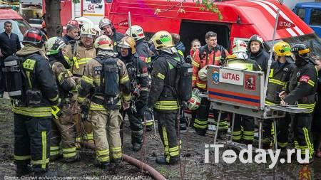 Пострадавшие при пожаре в отеле в Москве приехали на слет кадетов - 04.05.2021