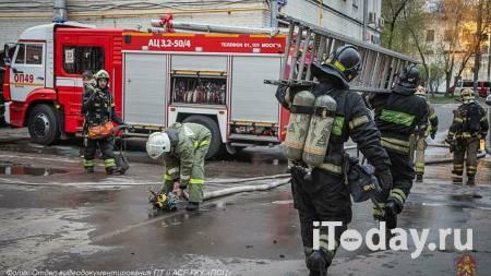 Число жертв пожара в гостинице в Москве увеличилось