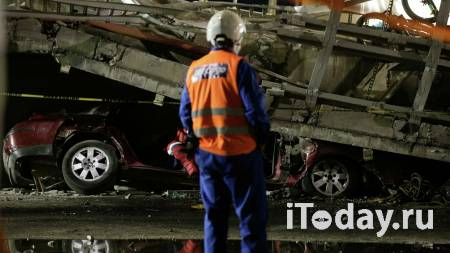 Власти Мехико рассказали о неопознанных жертвах ЧП с метромостом