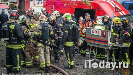 В СК назвали приоритетную версию пожара в московской гостинице - 04.05.2021