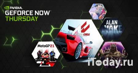 GeForce NOW предлагает 61 игру в мае