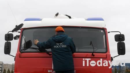 В Татарстане загорелись несколько дачных домов - 07.05.2021