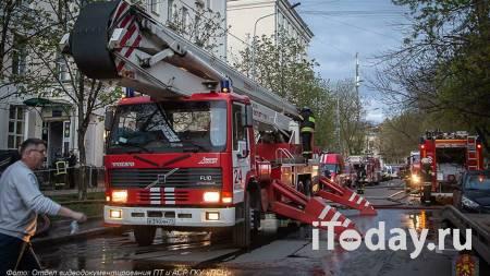 Гендиректора сгоревшей московской гостиницы попросили арестовать