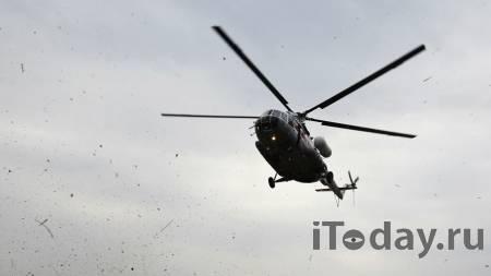 На Камчатке пропала связь с Ми-8 - 08.05.2021