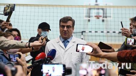Глава омского минздрава Мураховский пропал в лесу - 09.05.2021