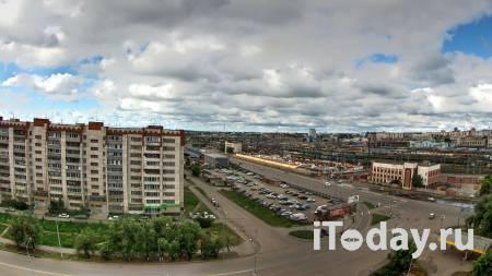 Челябинскую область накрыло дымкой - 10.05.2021