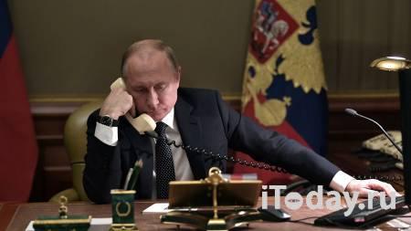 Песков рассказал подробности разговора Путина и Жапарова - 10.05.2021