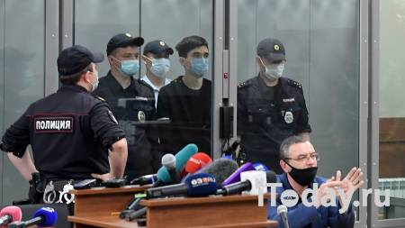 "Суд арестовал ""казанского стрелка"""
