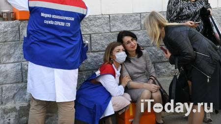 В Казани выписали ребенка, пострадавшего при стрельбе в гимназии
