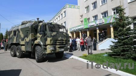 Учительница школы из Казани рассказала, как выпрыгивала с детьми из окна - 13.05.2021