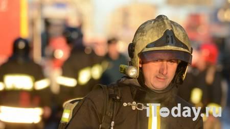 В Екатеринбурге загорелся восьмиэтажный дом - 14.05.2021