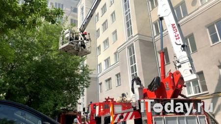 Пожару в многоэтажке в Екатеринбурге присвоили третий номер сложности - 14.05.2021