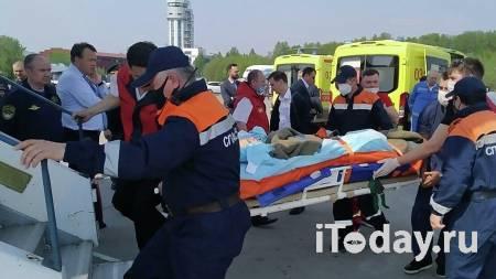 В центре Бурденко рассказали о состоянии пострадавшей в Казани девочки - 14.05.2021