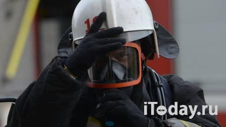 На территории завода по переработке отходов под Самарой загорелся мусор - 14.05.2021