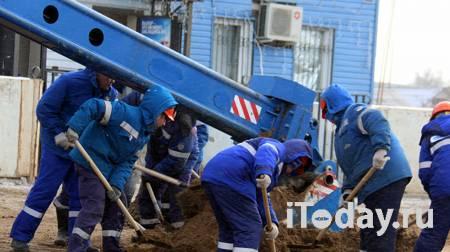 В ЯНАО прорвало трубопровод - 14.05.2021