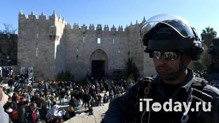 В Иерусалиме попытались совершить наезд на толпу - 16.05.2021