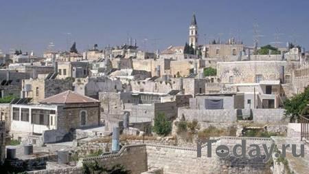 """В Иерусалиме предотвратили """"автомобильный теракт"""""""