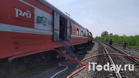 Под Ульяновском локализовали пожар на территории бывшего лесокомбината - 16.05.2021
