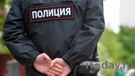 В отделение полиции доставили 11 участников незаконной акции у МГУ - 16.05.2021