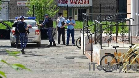 Инциденты с применением оружия в учебных заведениях России - 21.05.2021