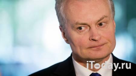 Президент Литвы призвал освободить задержанного в Минске Протасевича - 23.05.2021