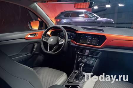 Volkswagen Taos: Аон такой веселый!