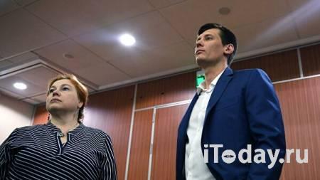 Полиция завершила обыск у политика Гудкова - 01.06.2021