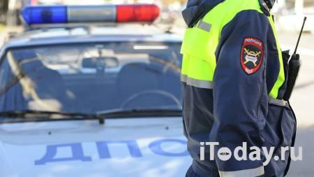 Пьяный водитель в Тулуне сиганул из грузовика во время погони