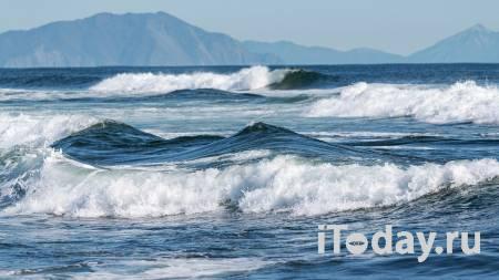 В Тихом океане произошло землетрясение магнитудой 4,7 - 03.06.2021