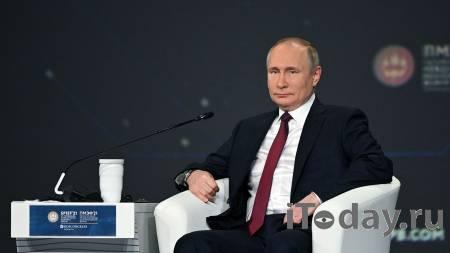 """""""Должны всех кормить?"""" Путин раскрыл детали по """"Северному потоку — 2"""" - 04.06.2021"""