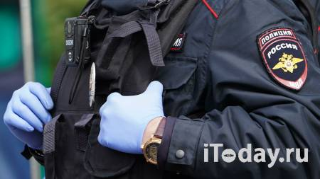 Полиция Тувы задержала скрывшегося с места ДТП водителя грузовика - 05.06.2021
