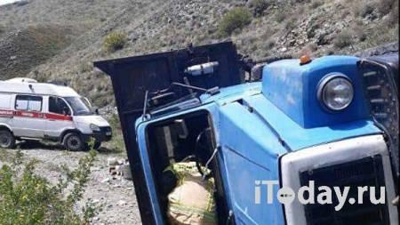 Водитель, скрывшийся с места ДТП с 20 пострадавшими, задержан в Туве