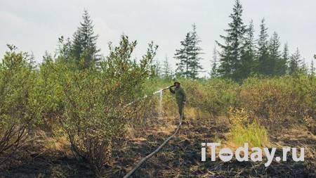 В Якутию прибудут 150 парашютистов-десантников на тушение лесных пожаров - 06.06.2021