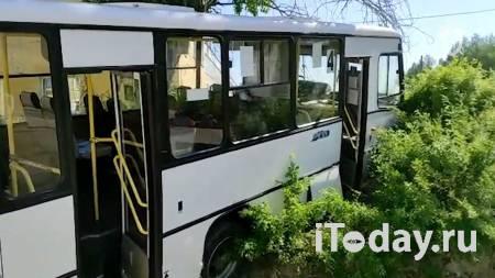 Полиция рассказала о водителе автобуса, попавшего в ДТП на Урале - 10.06.2021