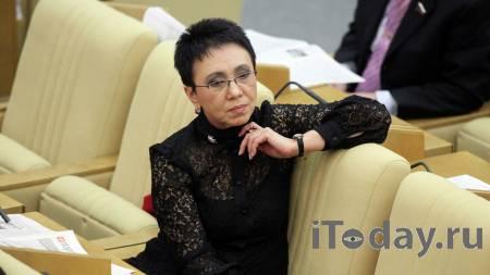 """В """"Единой России"""" выразили соболезнования в связи со смертью Ларисы Шойгу - 10.06.2021"""