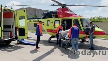 Власти рассказали о состоянии медсестры, пострадавшей при пожаре в Рязани - 10.06.2021