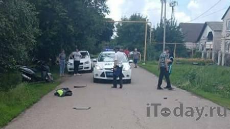 В Ростовской области подросток на мотоцикле сбил четырехлетнего ребенка - 10.06.2021