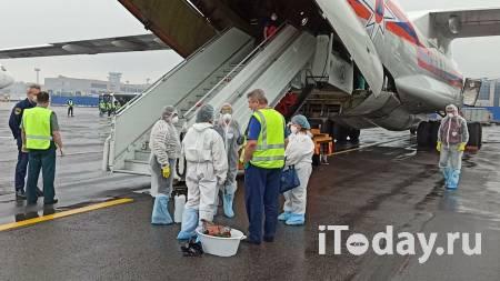 Самолеты с эвакуированными из сектора Газа россиянами вылетели из Каира - 11.06.2021