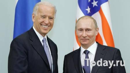 """Журнал Time поместил на обложку Байдена с Путиным """"в глазах"""" - 11.06.2021"""