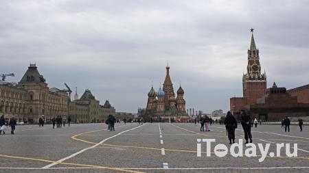 В Москве завели дело на акциониста, задержанного на Красной площади - 11.06.2021