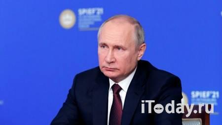 Путин продлил срок гражданской службы Игорю Неверову - 11.06.2021