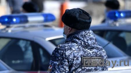 В Москве задержали мужчину с ножом и мушкетом
